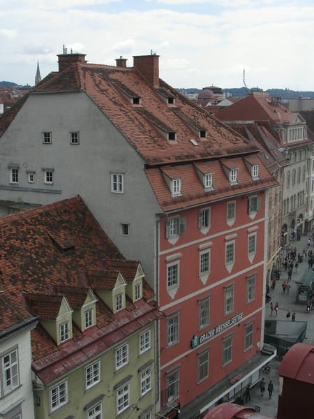 Graz, Haus Sporgasse Nr.1