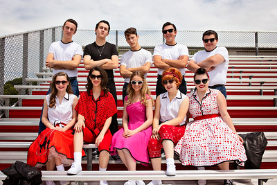 Grease-PGD
