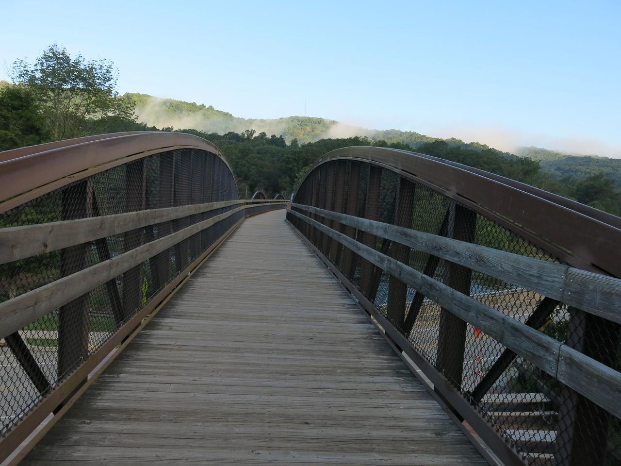 Low Bridge at Ohiopyle