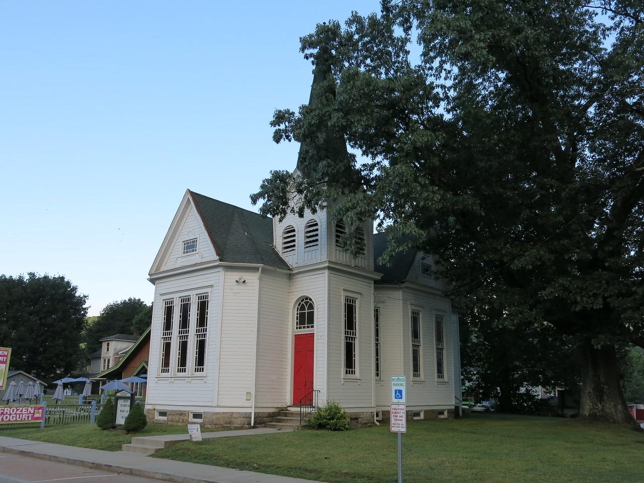 Church in Ohiopyle