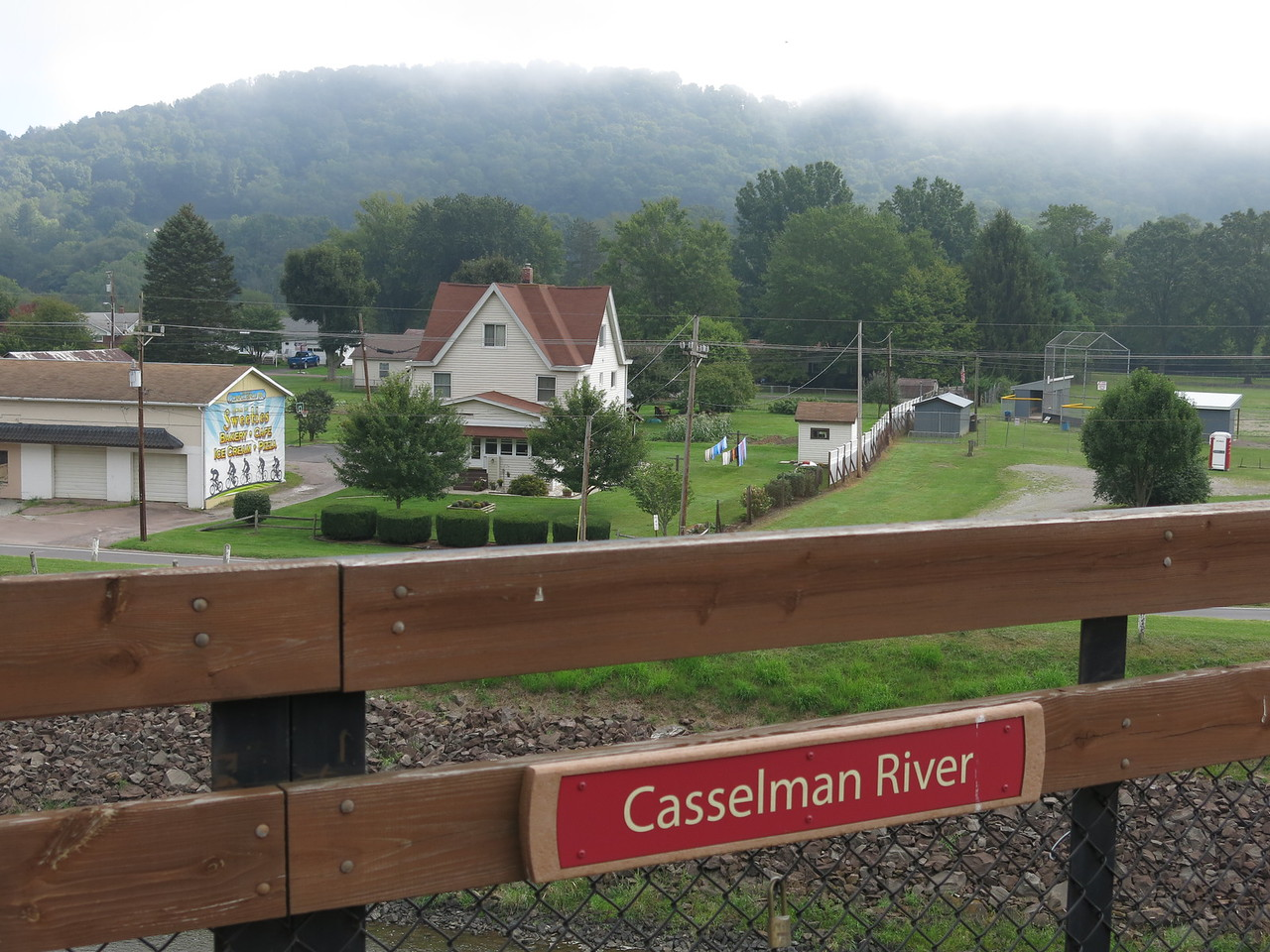 Yep, it is the Casselman