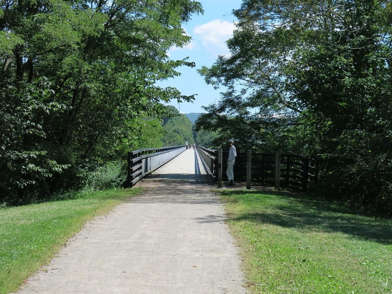 Salisbury Viaduct, MP 33.5