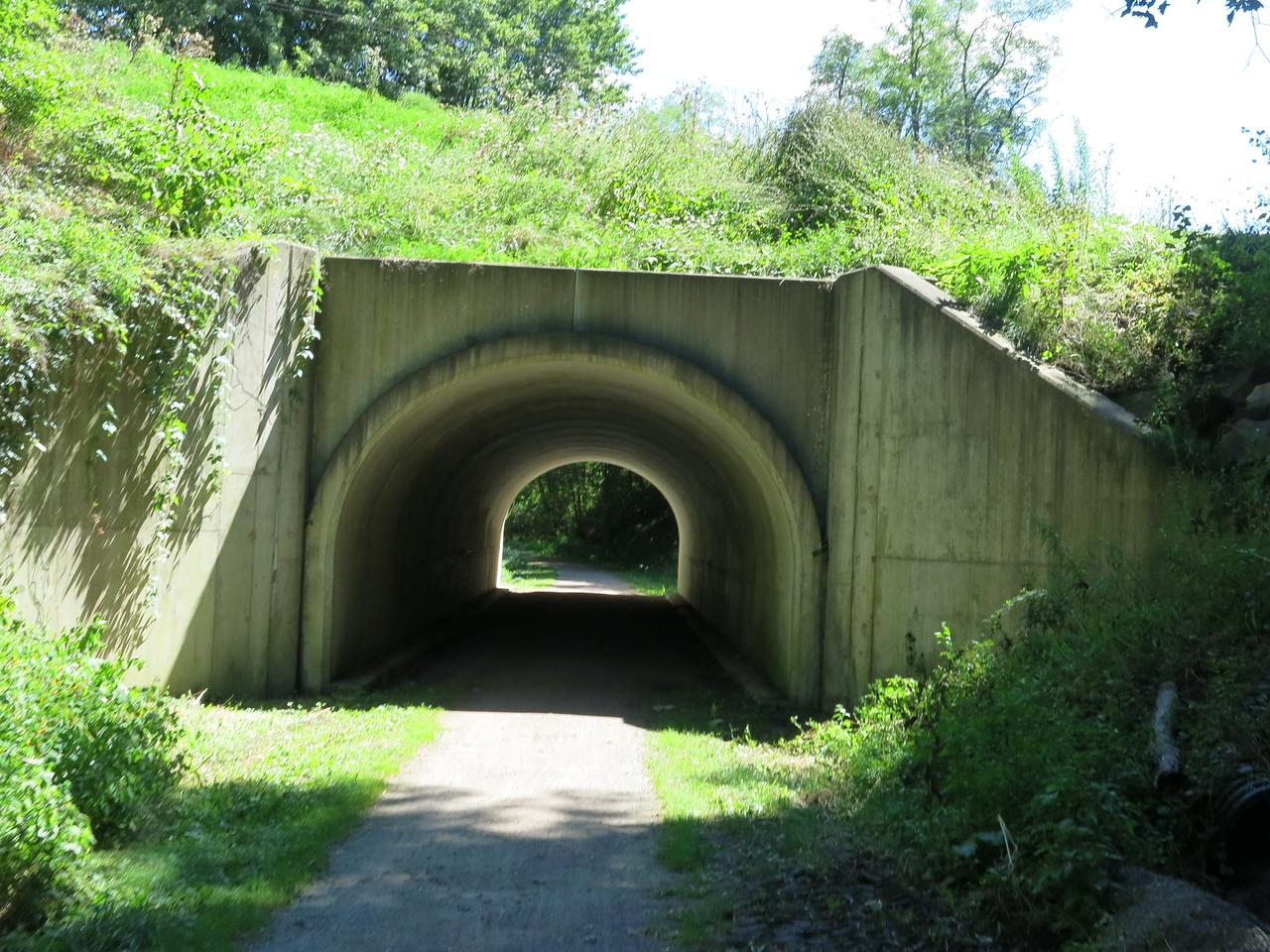 Short overpass
