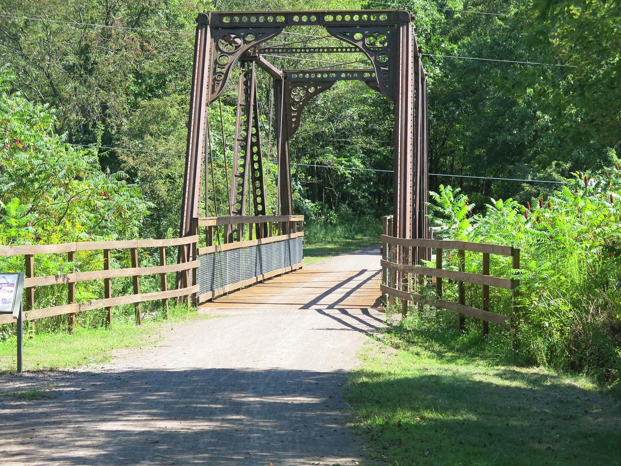 Bollman Bridge, MP 30.5