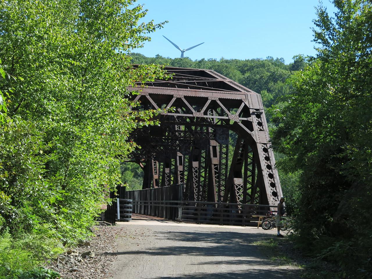 Keystone Viaduct, MP 30