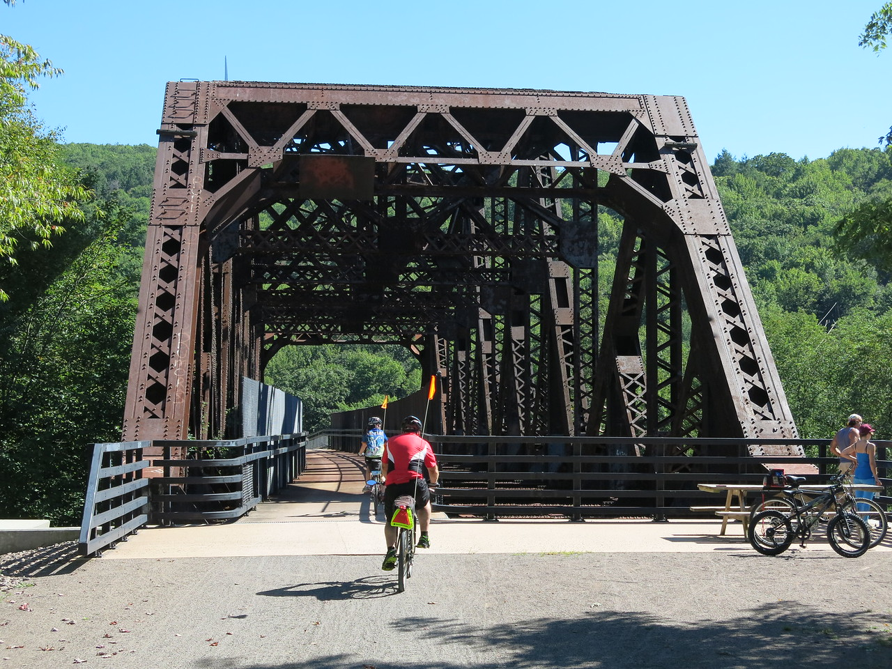 Keystone Viaduct at MP 30