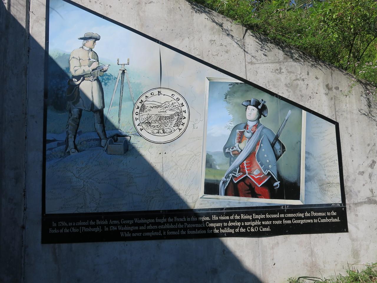George Washington and the Patomack Company
