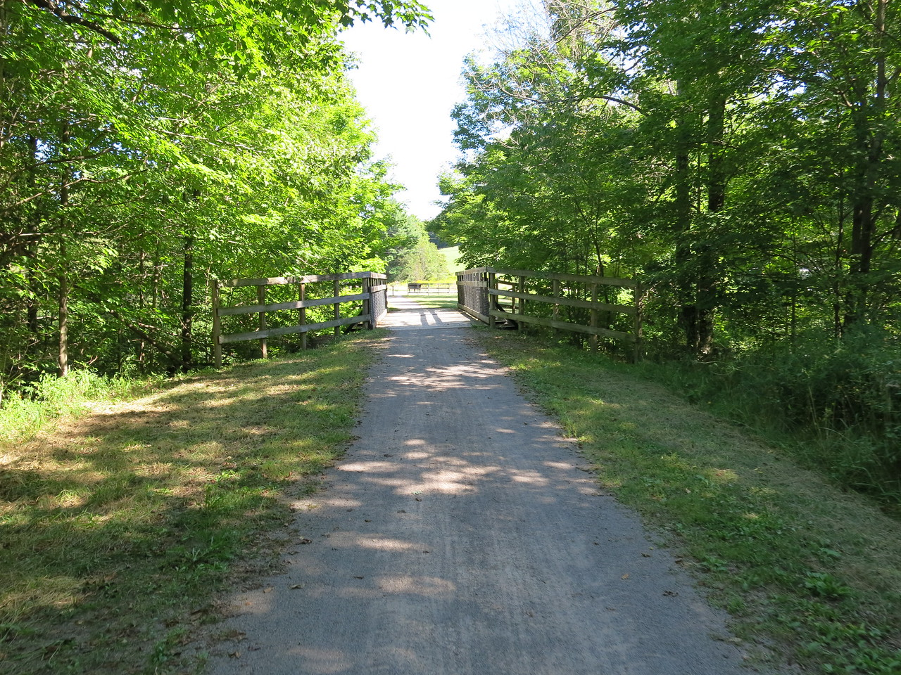 Still another short bridge