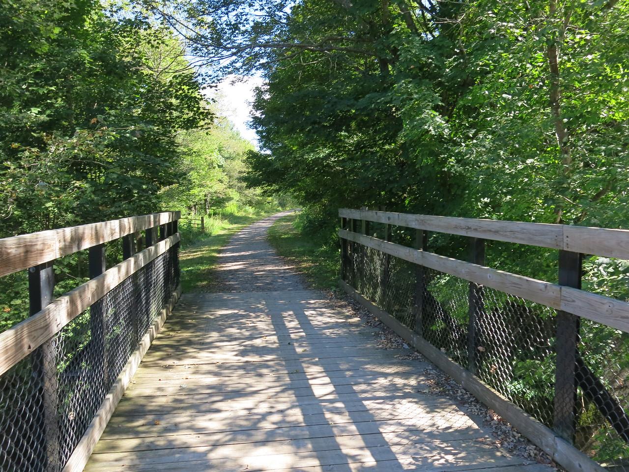 One more bridge