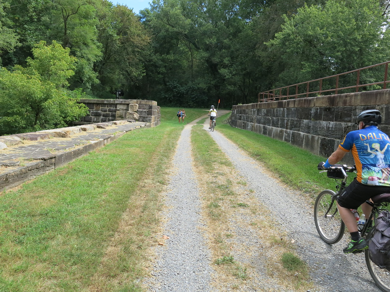 Town Creek Aqueduct at MP 162