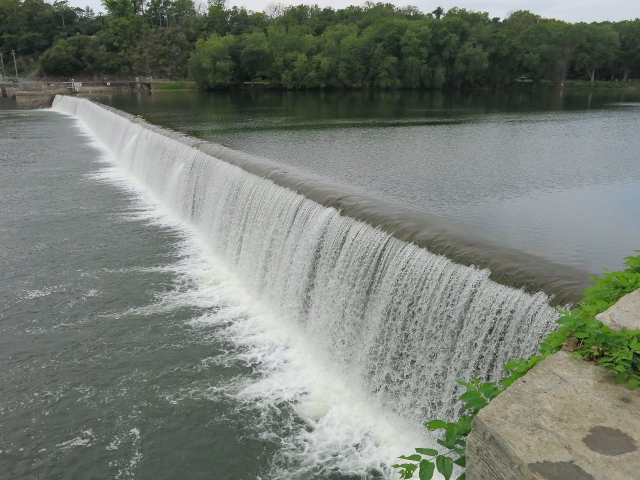 Dam 5 at MP 106.6