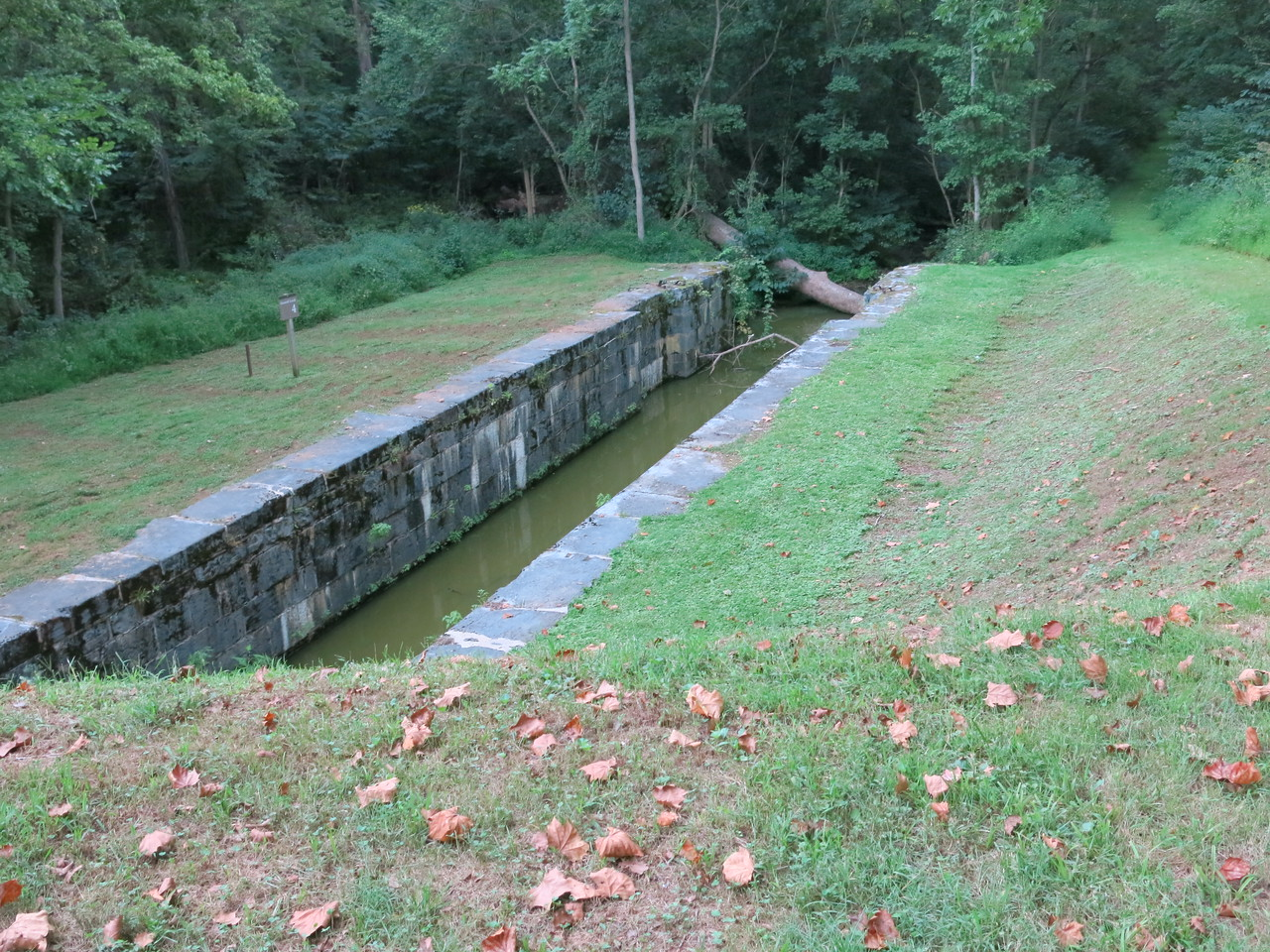 Guard Lock 4 (also called Inlet Lock 4)
