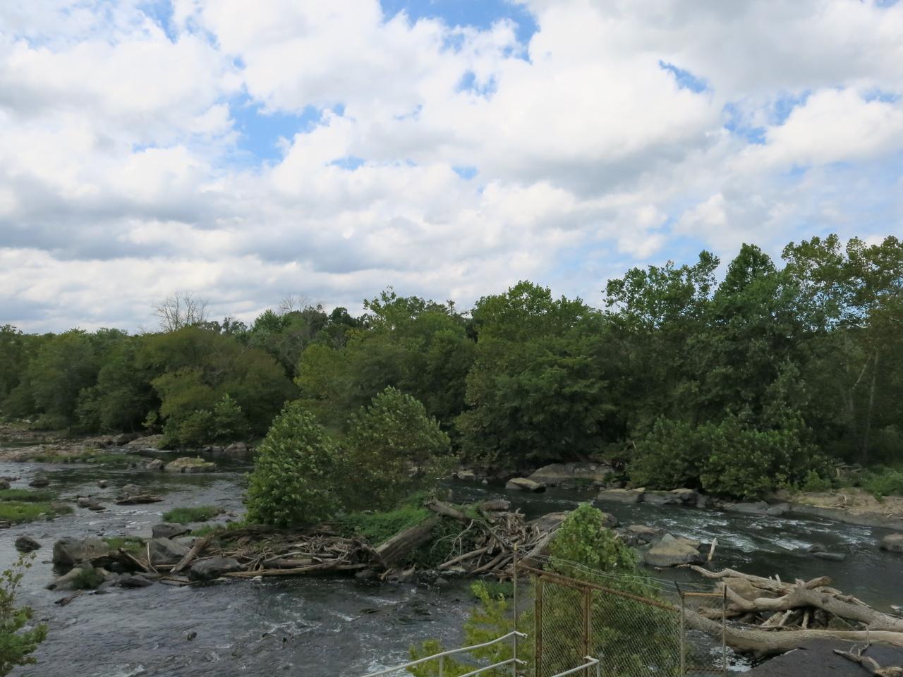 Potomac River above Great Falls