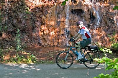 rolling by Rusty Waterfall
