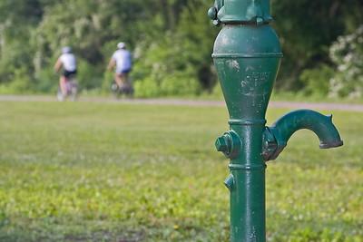Dravo water pump