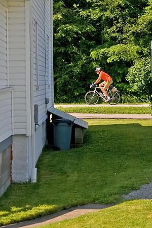 cycling through Smithdale