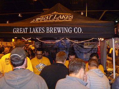 Always have to stop by Great Lakes out of Cleveland for the Edmond Fitzgerald Porter...one of my fave porters.