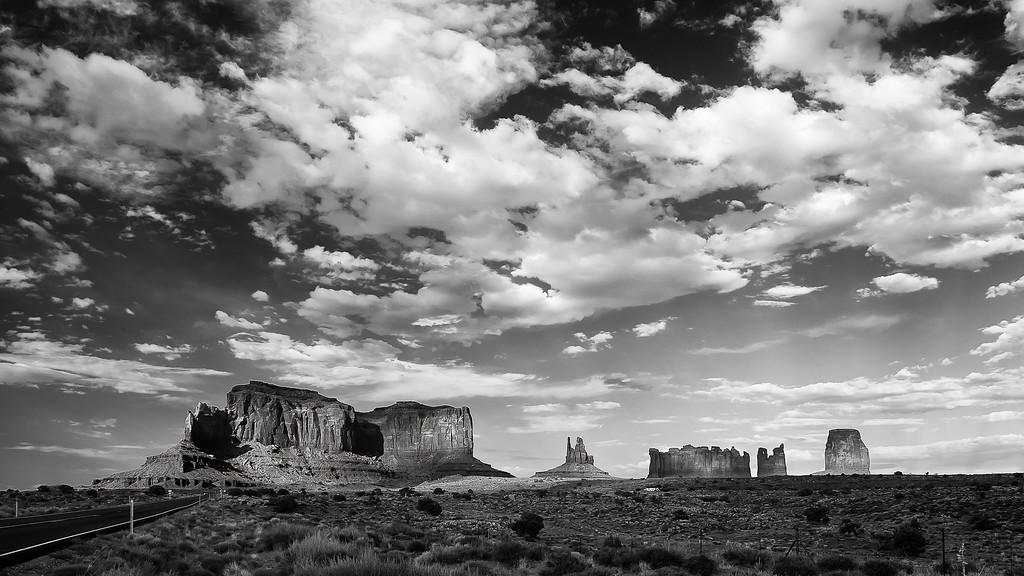 Monument Valley; Arizona; USA