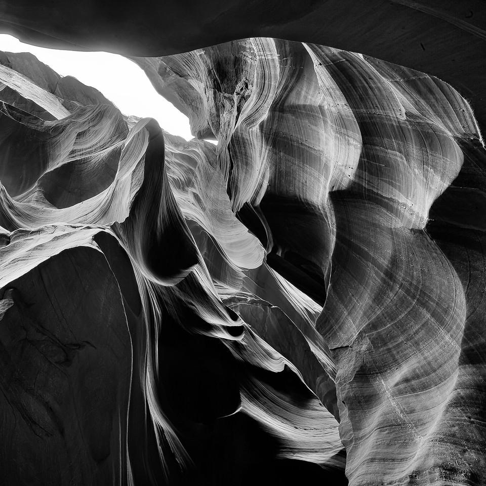 Secret Canyon; Slot Canyon; Page; Arizona; USA
