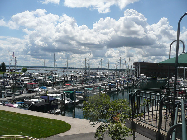 photo of West Bay + marina 9/1/13<br /> <br /> Photographer's Name: Larry Loesel<br /> Photographer's City and State: Traverse City, MI, MI