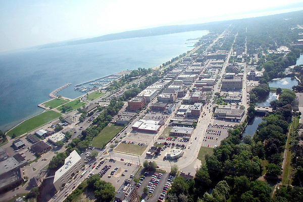 Record-Eagle file photo/Jan-Michael Stump<br /> Grand Traverse County had Michigan's third-highest growth rate in the period between 2000 and 2010.