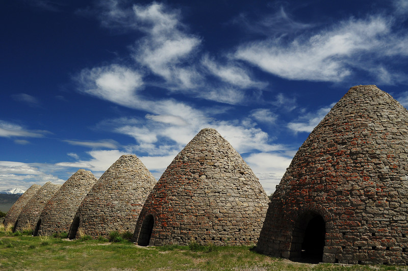 Ward Charcoal Ovens, Ely, NV
