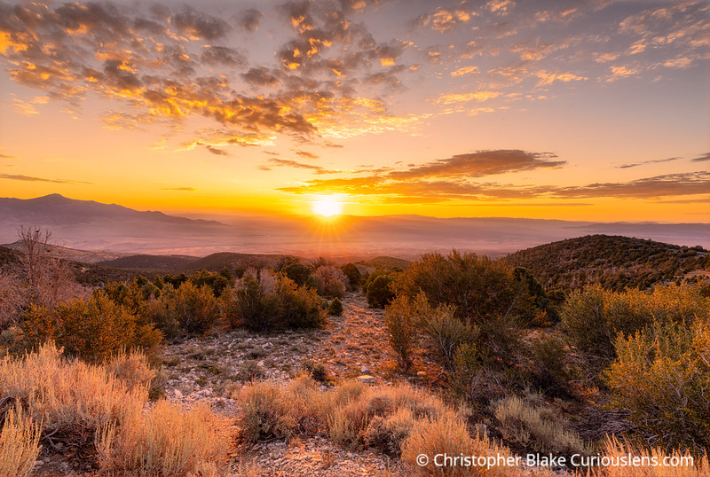 Great Basin Sunrise