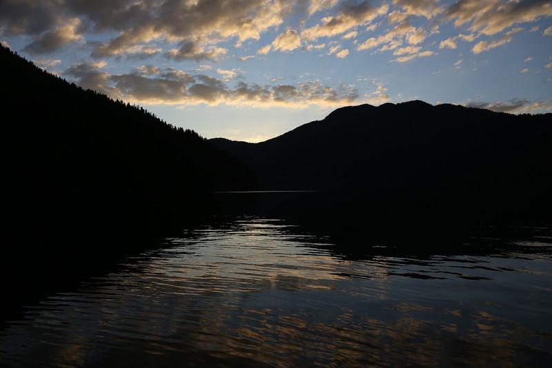 Bishop Bay sunset