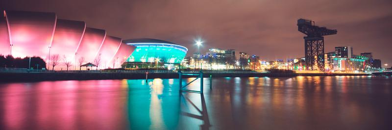 Colourful Glasgow