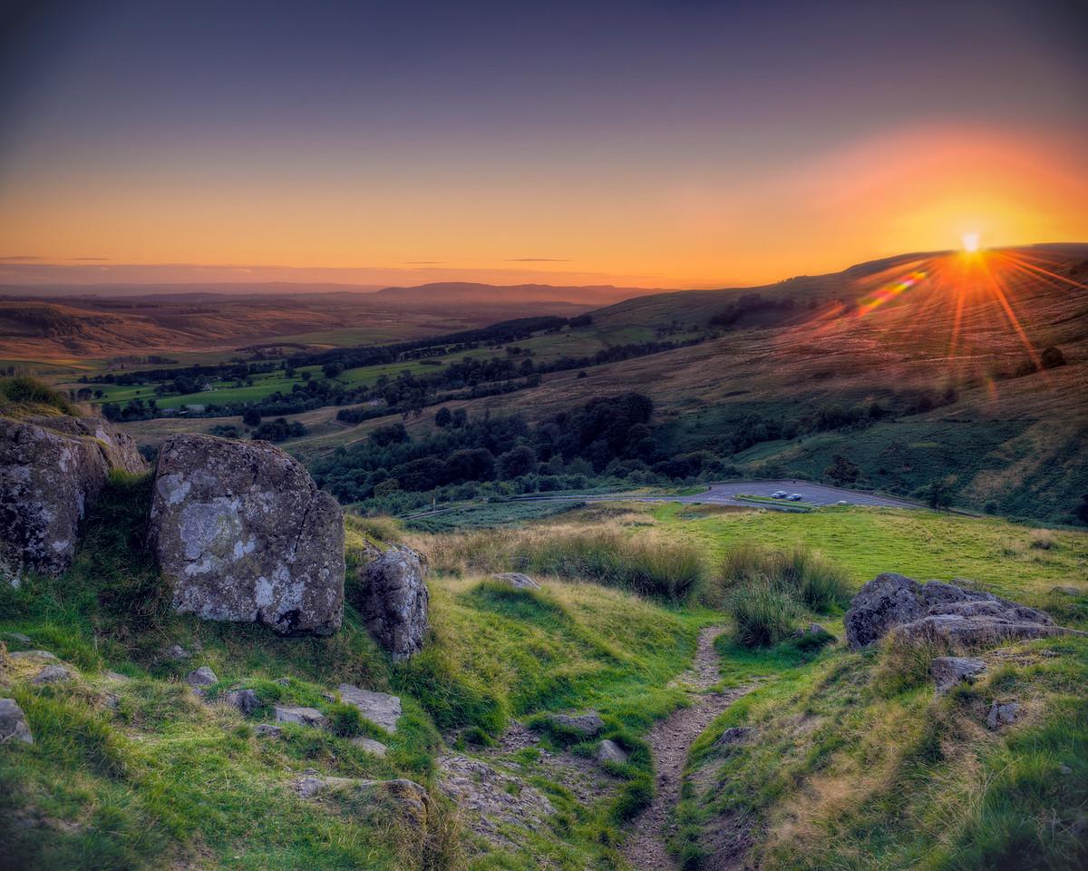 Campsie Sunset