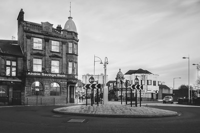 Coatbridge Fountain
