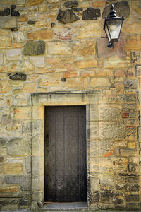 Edinburgh Castle Architecture