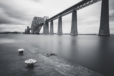 Forth Bridge with the Big Stopper