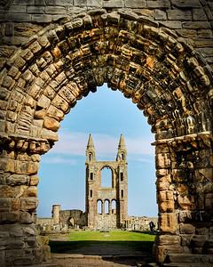 St. Andrew's Ruins