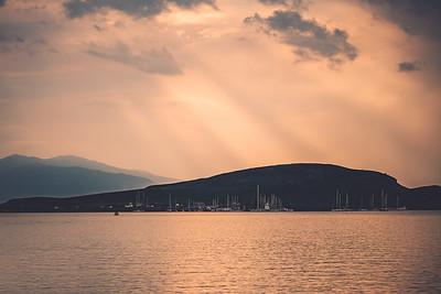 Argyll Sunset