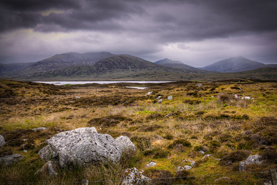 Uist Mountains