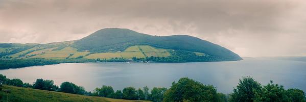Loch Ness at Drumnadrochit