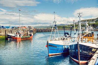 Mallaig Trawlers