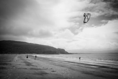 Scottish Wind Surfing