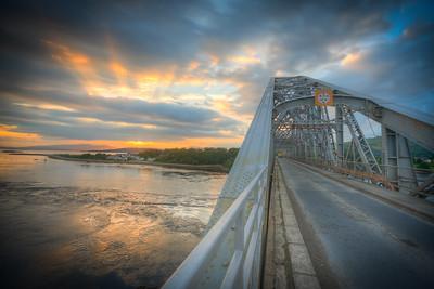 Connel Bridge Sunset
