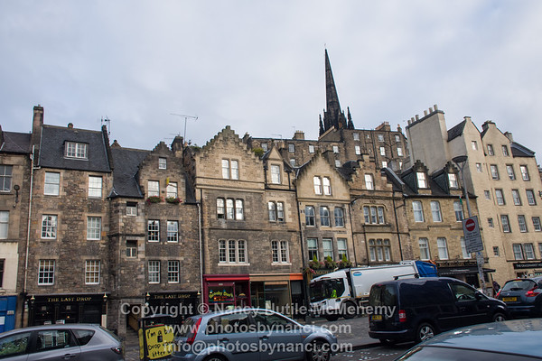 Around Edinburgh
