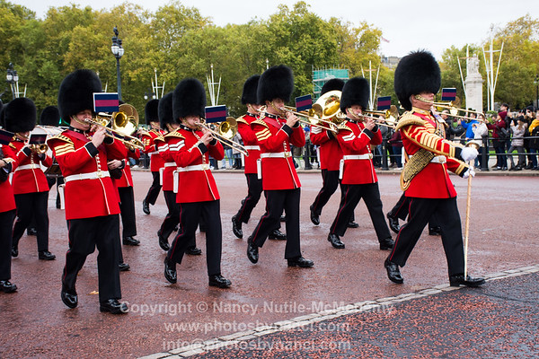 London, Buckingham Palace, Windsor Castle
