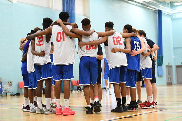 Great Britain U16 Mens Camp 2018