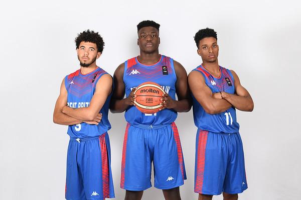 Great Britain Under 18 Men Camp 2018