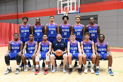 Great Britain Under 20 Mens Camp 2018