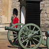 Guard in Tower of London