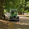 Ice Cream Truck in Hyde Park