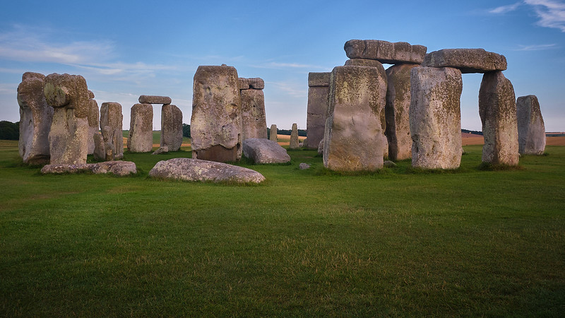Stones of Stonehenge