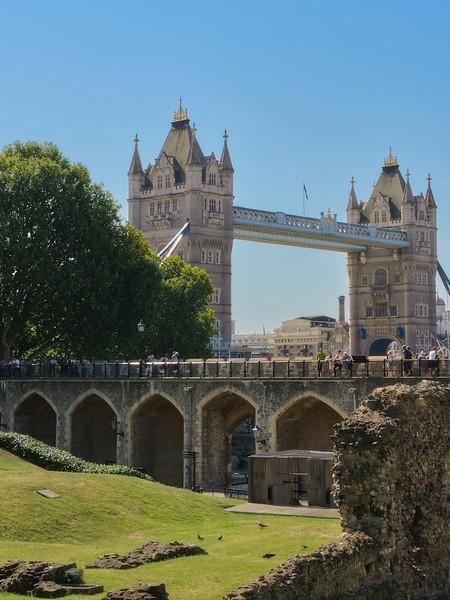 Tower Bridge of Tower of London