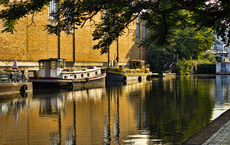 Regent's Canal - Towpath